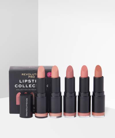 Coleccion-matte-nude-lipstick-labiales-maquillaje-original-revolution-pro-beauty-store-1990